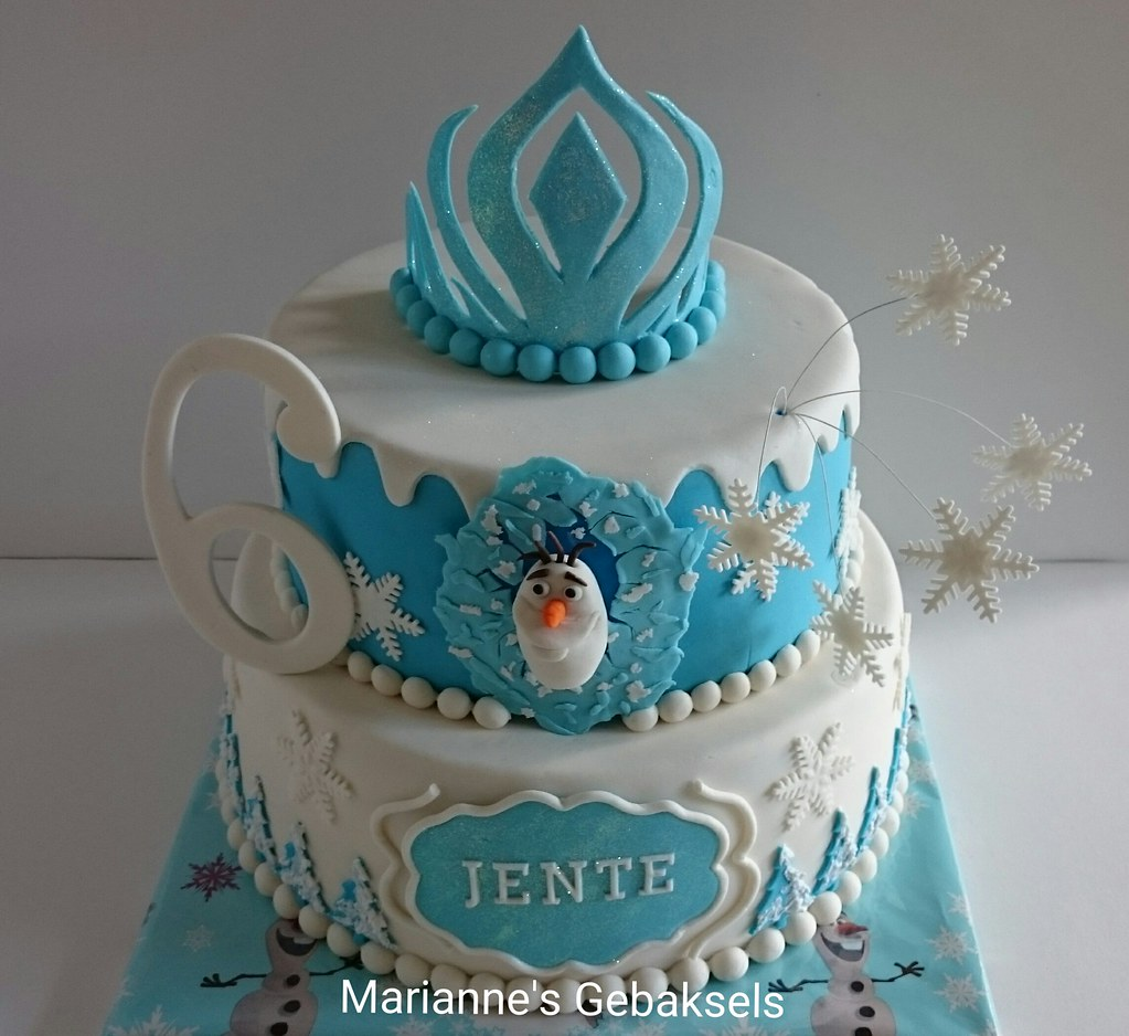 Elsa Cake Topper Walmart