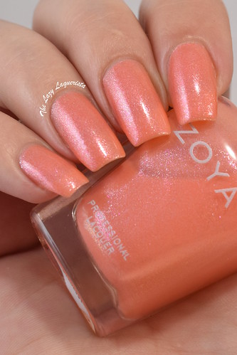 Zoya Petals Collection Swatch