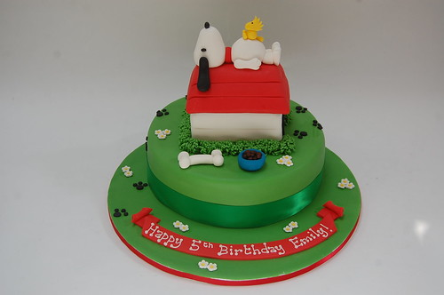 Snoopy Cake Beautiful Birthday Cakes
