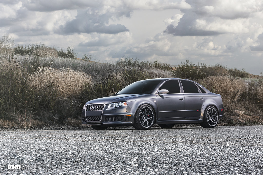 Vmr V710ff Matte Graphite 19 Quot Audi B7 Rs4 Email Us For