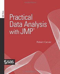 Practical Data Analysis with JMP by Bob Carver
