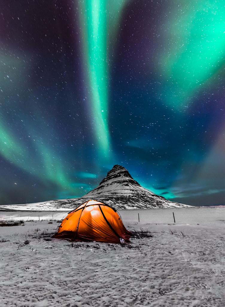 """""""Enlightened Camping"""""""