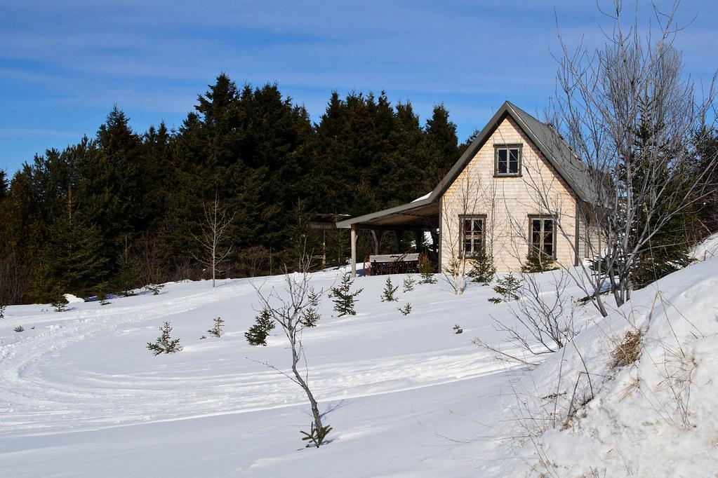 Petite maison de campagne rimouski ga tan lefebvre flickr - Petite maison de campagne ...