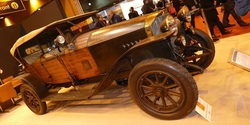 Mercedes type 28/95 Phaeton 1914  24583083934_33bbd56c16_c