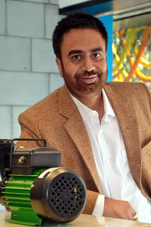 K S Bhatia, the founder of Pumpkart