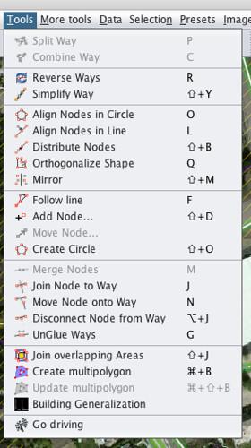 JOSM_tools