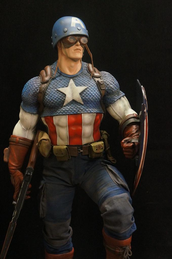Custom Captain America Premium Format  24904086254_8cc83f19ee_b
