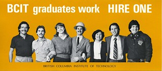 BCIT graduates work HIRE ONE