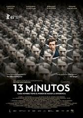 13 minutos Afiche