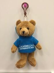 Cambridge University Press 劍橋小熊吊飾