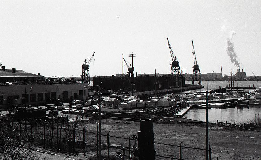 View of Boston Harbor Shipyard and Marina from Marginal St…  Flickr