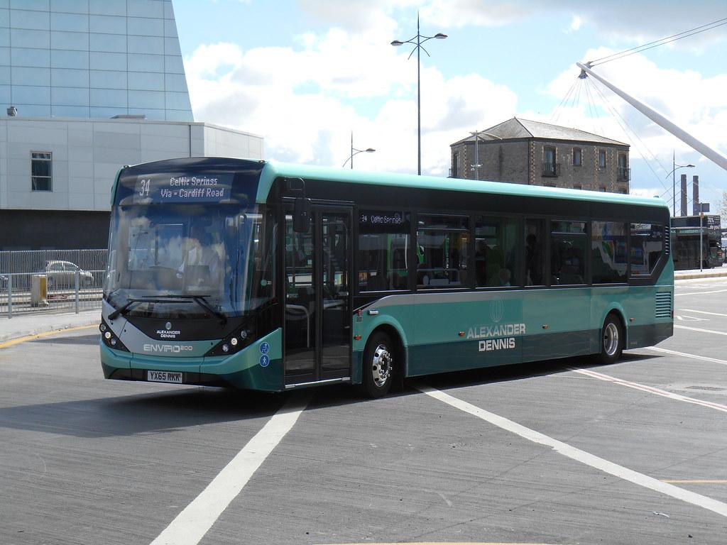 adl enviro 200 mmc demonstrator newport bus 2222 yx65 rk flickr. Black Bedroom Furniture Sets. Home Design Ideas