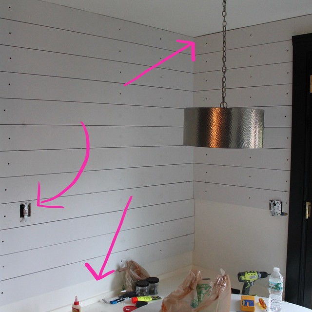 Shiplap Walls (DIY)