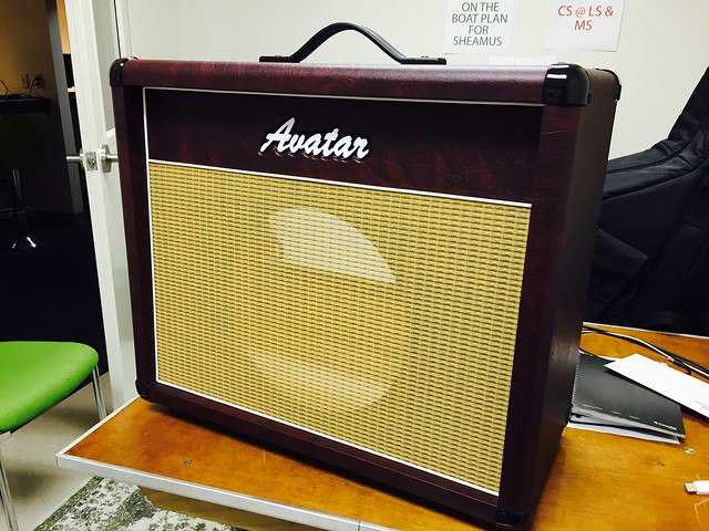 Sold - Avatar Vintage 1x12 Cabinet | The Gear Page