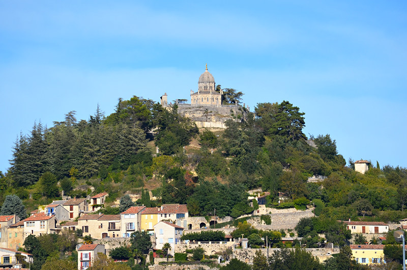 Citadel, Forcalquier, France