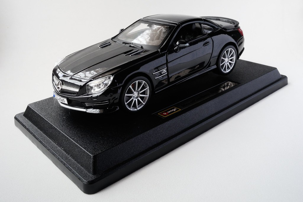 Miniature Mercedes C  Amg