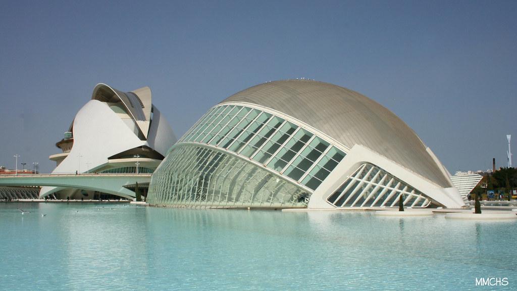 El museo de las artes y las ciencias de valencia for Oceanografic telefono