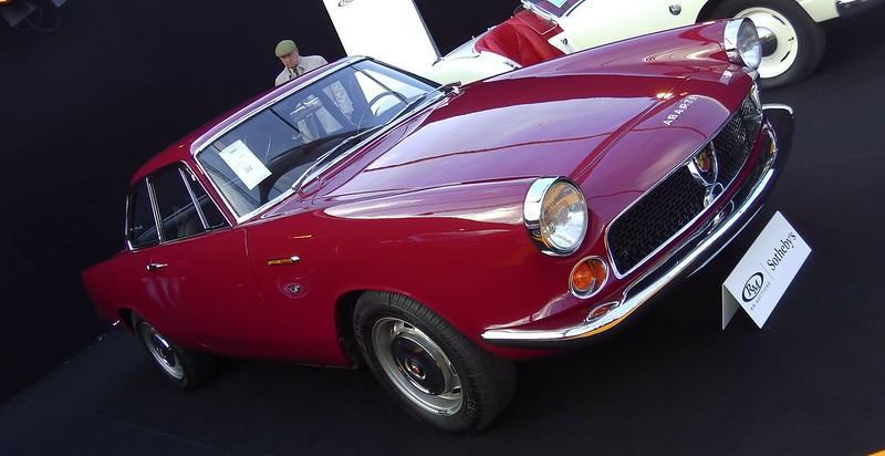 Abarth 2,2 litres Alemano 1959 - Ventes Sotheby's Paris-Invalides 2016 24713973662_5d0876a9a6_c