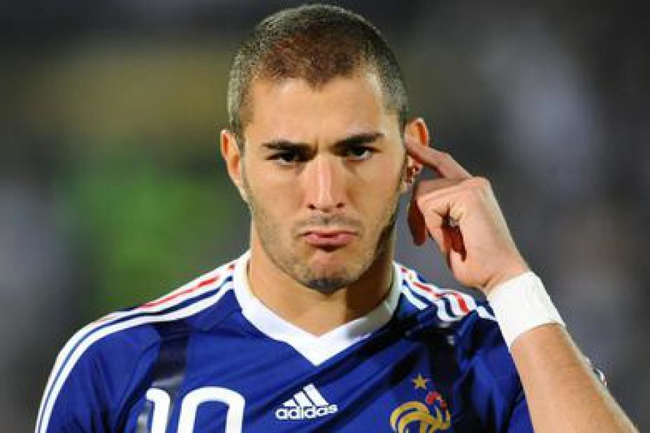 Benzema Paired With Porn Actress, Diamond Kitty  News -6734
