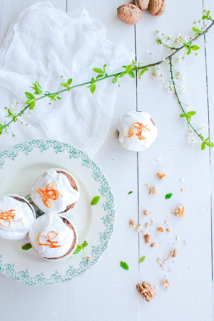 Carrot cake recette