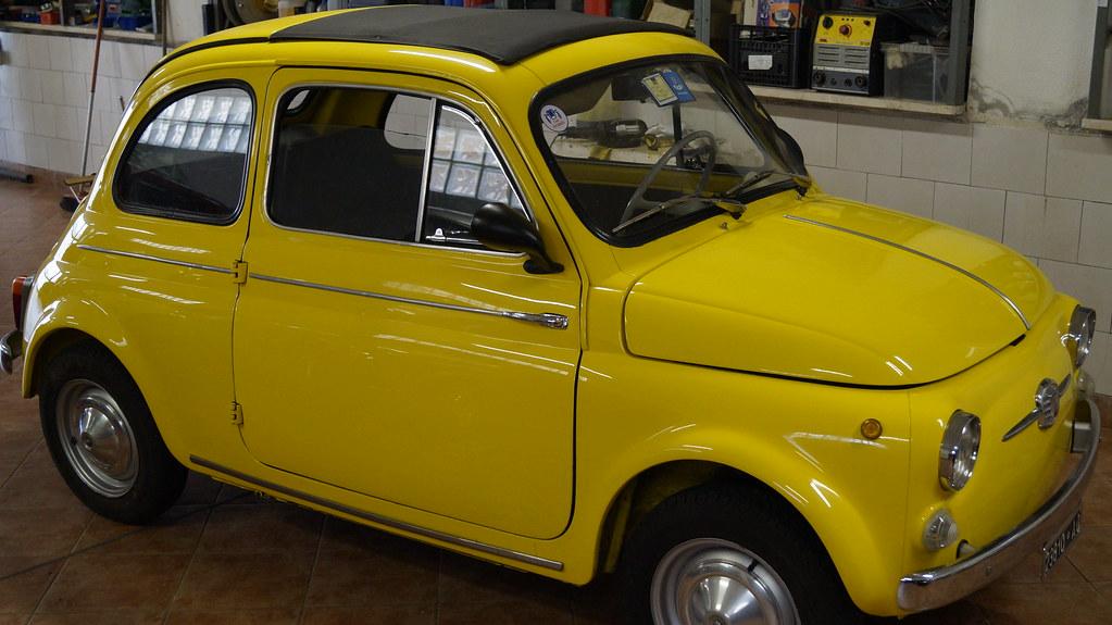 Fiat 500D - 1962