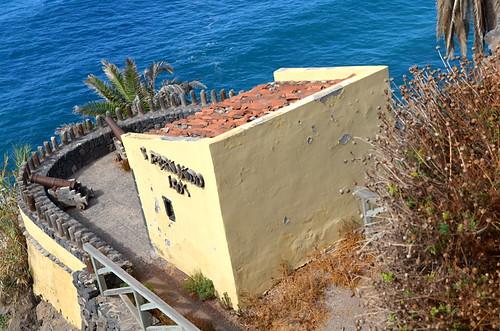 San Fernando fort, Rambla de Castro
