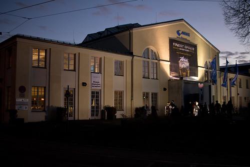 Das MVG-Museum verwandelt sich für drei Tage in eine Whiskey-Tasting-Station, in der kommenden Woche wird hingegen Bier probiert