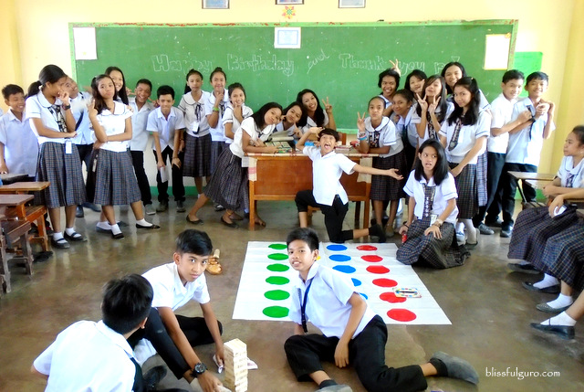 Public High School Educational Games Philippines