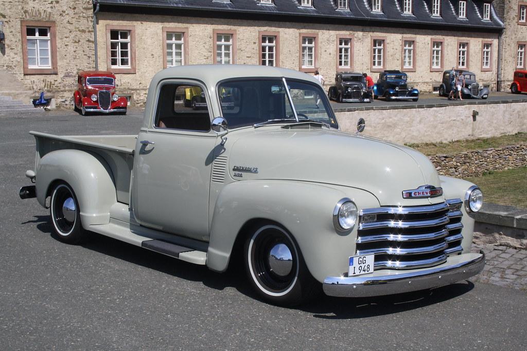 Chevrolet 3100 Pickup 1948
