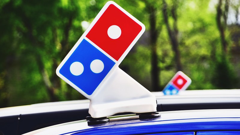 Domino's, photo by d sniegowski