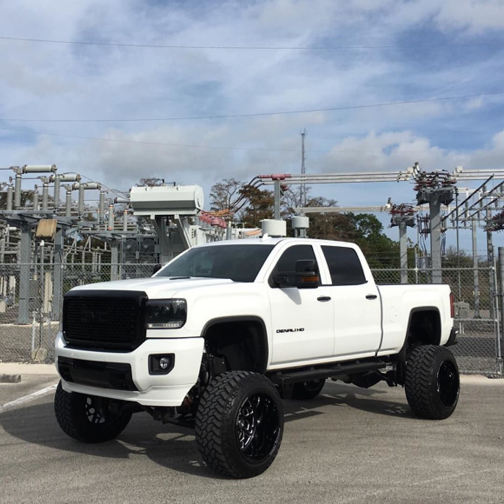2017 Gmc Sierra 2500 Denali Lifted >> ‼️FOR SALE ‼️ 2015 GMC 2500HD Denali Duramax with Allison … | Flickr