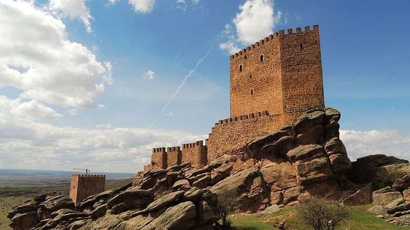 Where is Game of Thrones filmed in Spain
