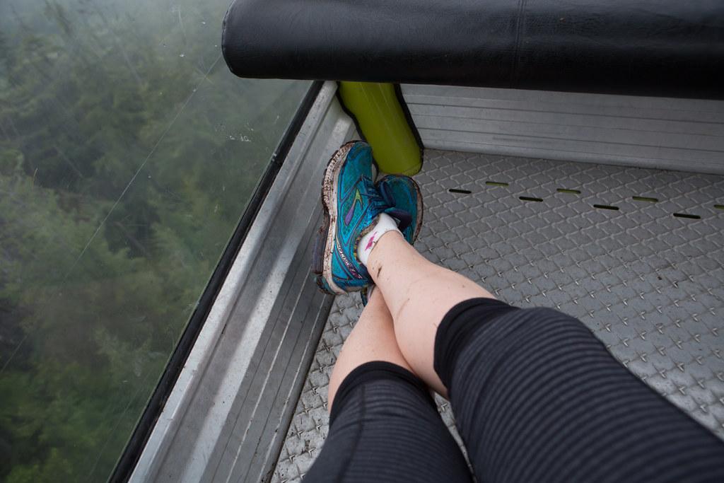 Hiking at the Sea to Sky Gondola