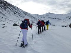 Aufstieg im Windbachtal