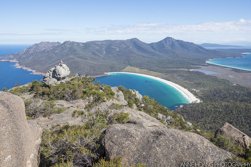 Mt Amos walk, Freycinet National Park