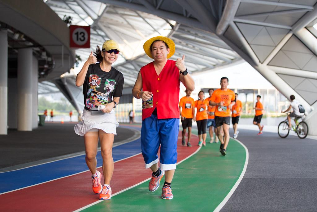 Luffy runner