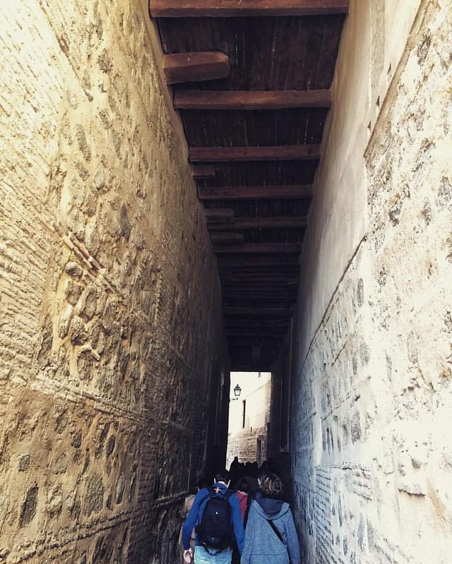 Visita guiada por el Cobertizo de Santo Domingo el Real