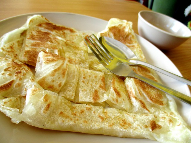 Udak Kitchen roti canai