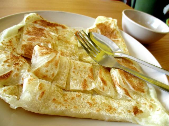 Udak Kitchen roti canai
