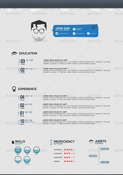 stunning graphic design resume