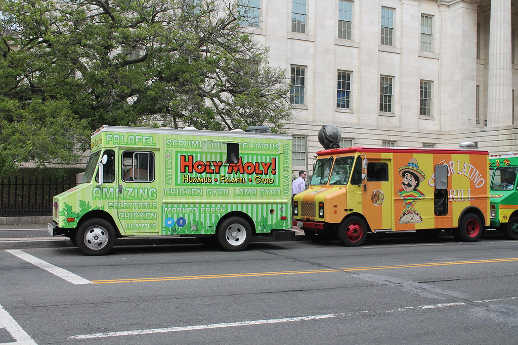 Food Truck Tuesday Lineup