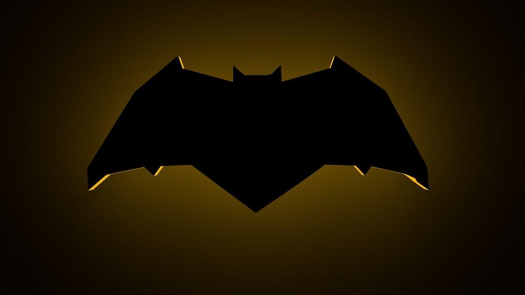 batman_logo : Batman Logo in Blender : Mike Knapp : Flickr