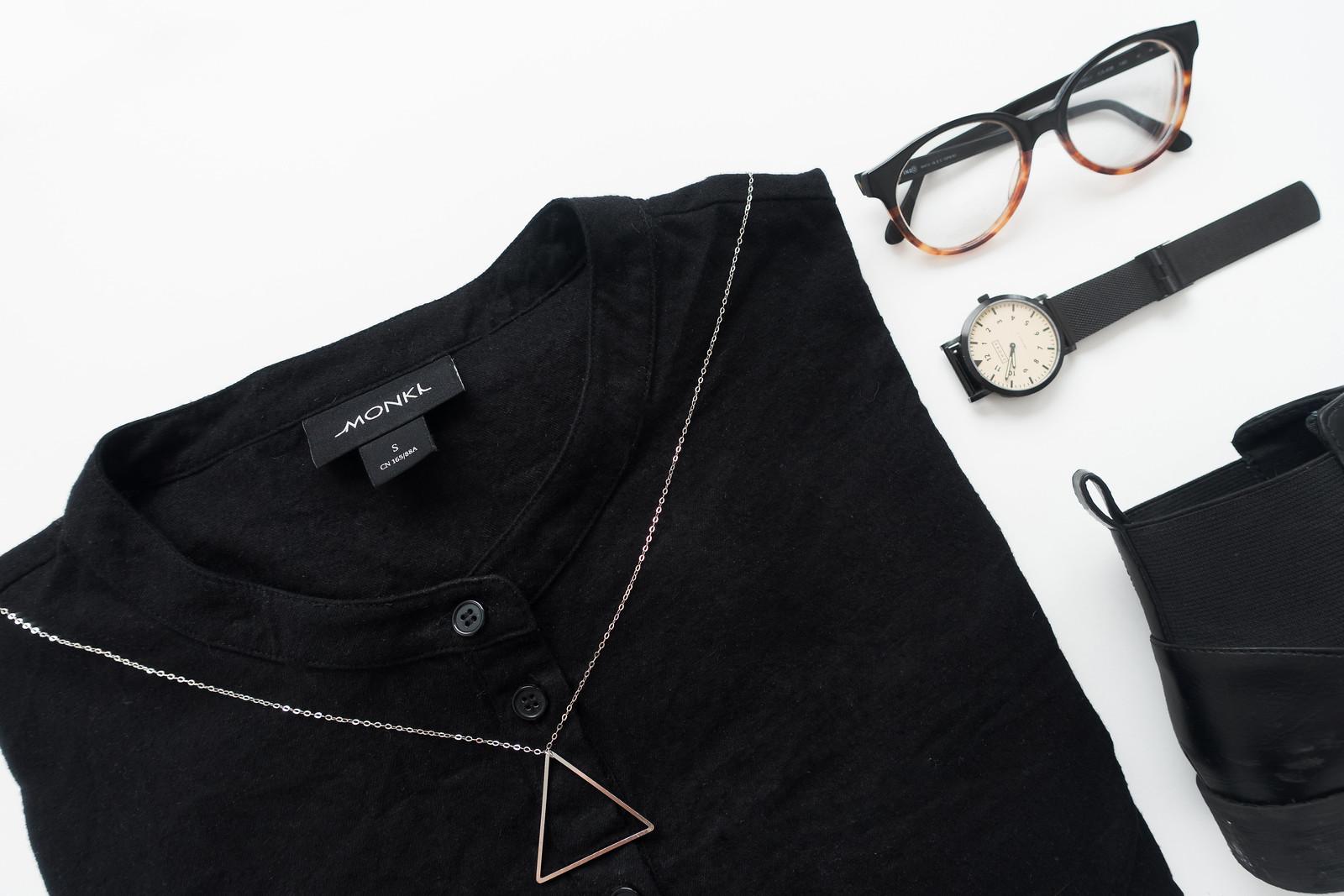 A Look Inside My Minimal Work Wardrobe