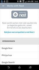 Nest + Hue