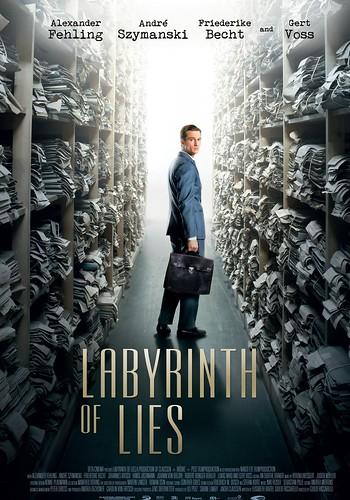 Yalan Labirenti - Im Labyrinth Des Schweigens – Labyrinth of Lies (2016)