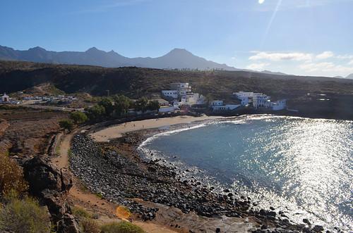 El Puertito, Costa Adeje, Tenerife