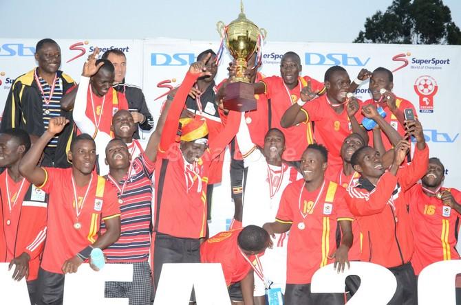 сборная Эфиопии, сборная Южного Судана, сборная Уганды, любительский футбол, сборная Кении, Конфедерация африканского футбола, сборная Танзании, сборная Судана, сборная Руанды, ФИФА
