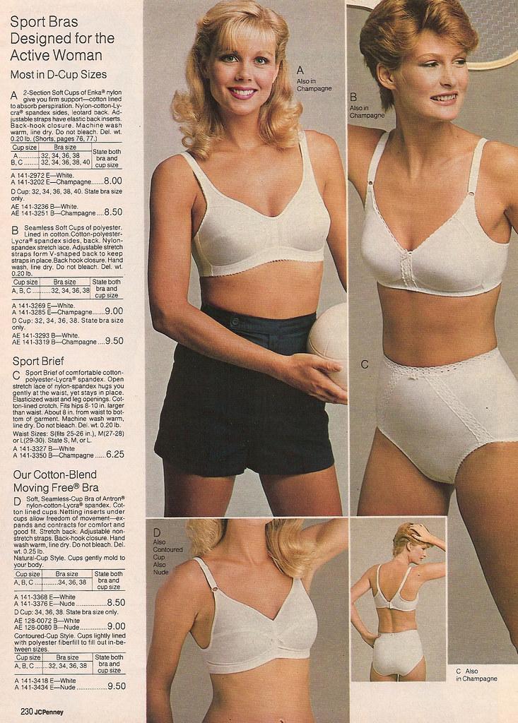 lingerie ads Classic