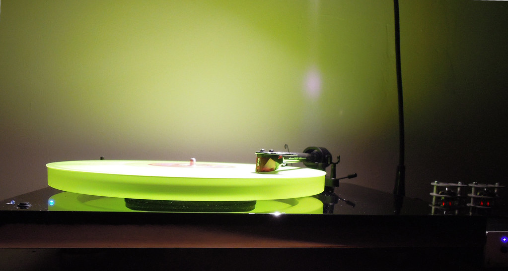Post Pictures Of Your Turntable Lights Spotlights Page 3