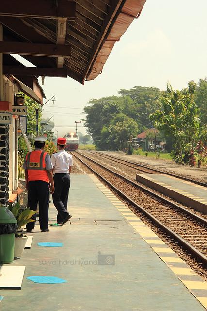 Stasiun Susuhan, Kediri